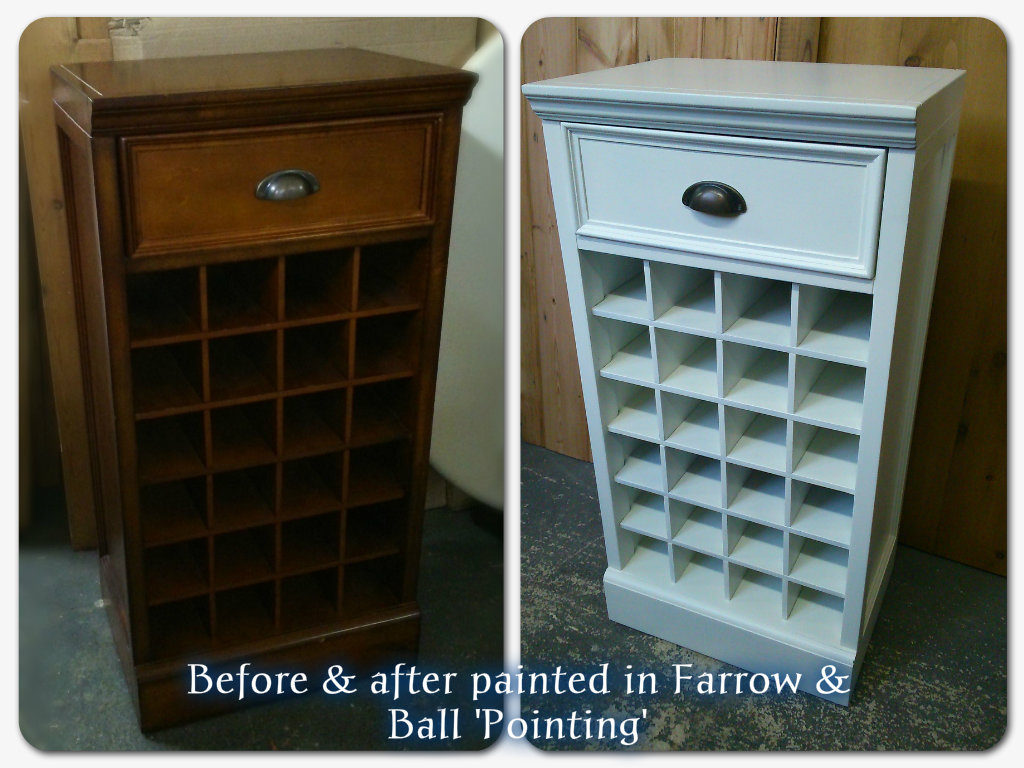 Painted furniture inspiration - A World Of Old